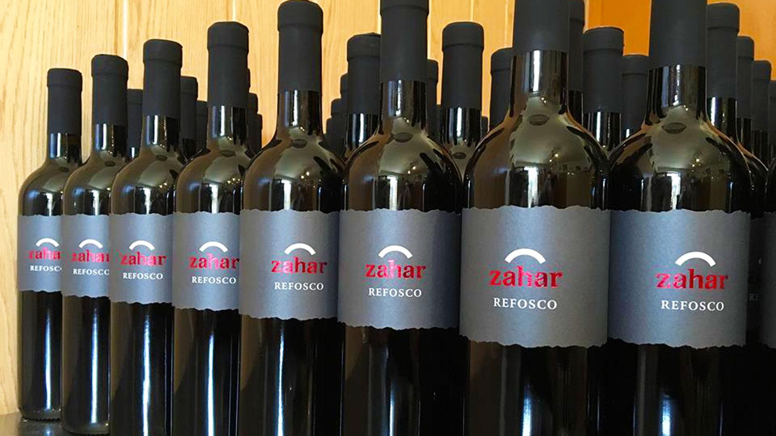 Bottiglie Zahar